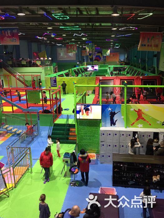 多乐岛蹦床公园(多乐岛体操乐园)-图片-上海-大众点评图片