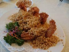 无招牌海鲜餐厅(滨海艺术中心店)的麦片虾