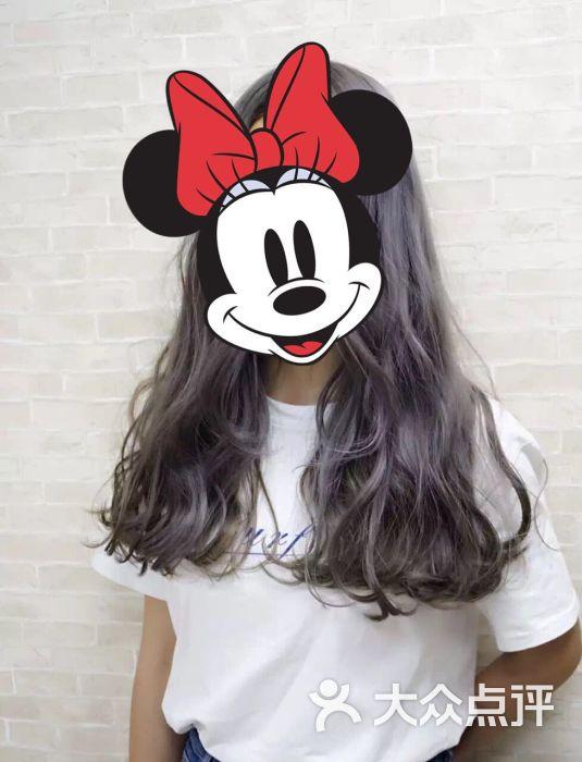 小小发型师彩带手工制作图片