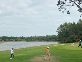 惠来金海湾高尔夫俱乐部
