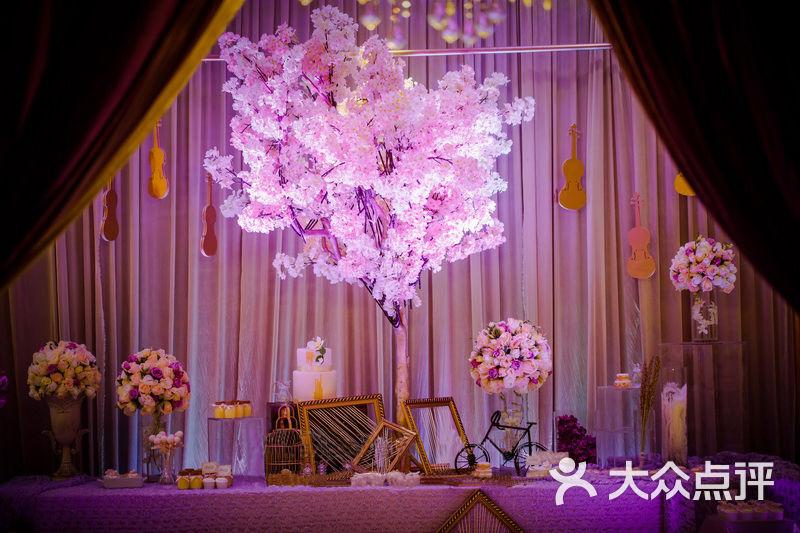 【粉红佳人——粉色系欧式宫廷主题婚礼-结婚套餐】