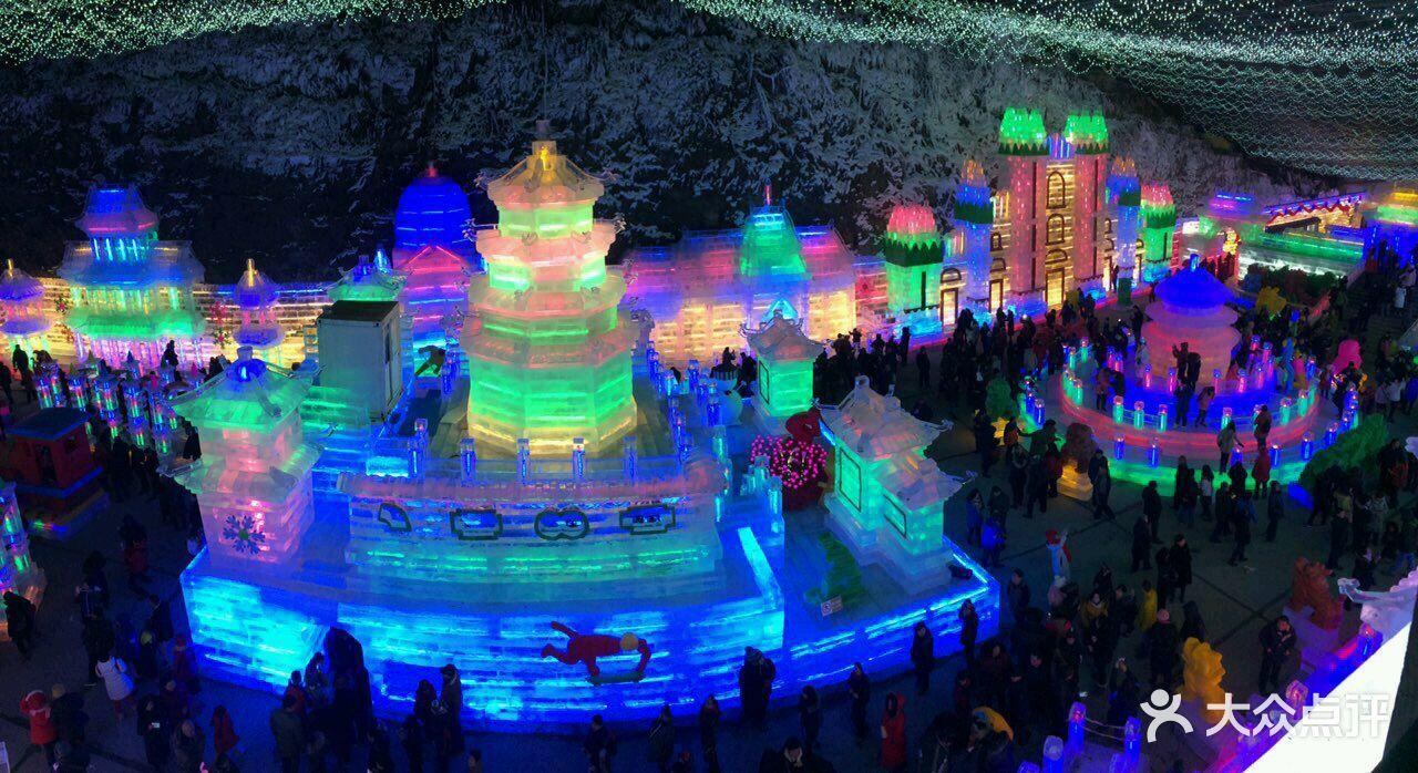 龙庆峡风景区-图片-延庆区周边游-大众点评网