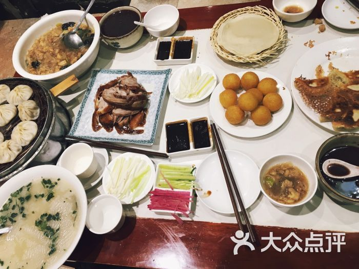 郑州总店美食(人民路店)-美食-郑州图片-大众点烤鸭元阳鱼图片