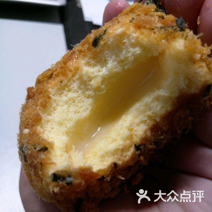 南宁河-蛋糕小贝肉松鸭肉-广州美食泸溪卖大叔饭图片是真是假图片
