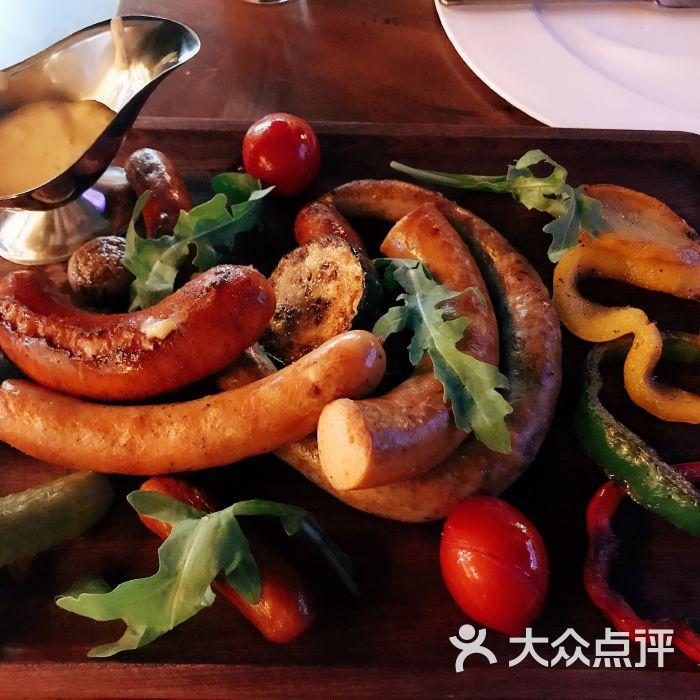 taoker bar芝麻菜色拉图片-北京清吧-大众点评网