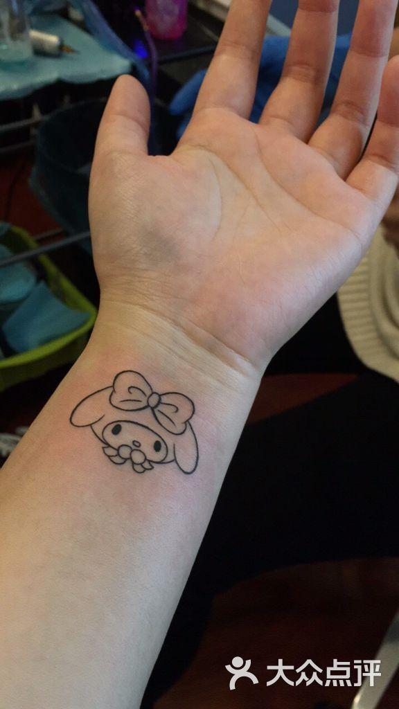 越狱刺青(越域)纹身(徐家汇店)的点评图片