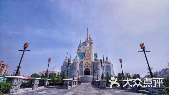 蓬莱欧乐堡梦幻世界的点评图片