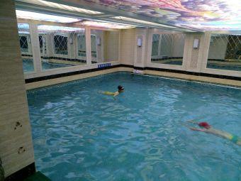 颐海恒温游泳池
