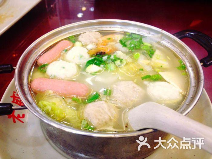 三鲜砂锅-老盛兴汤包馆 武夷路店