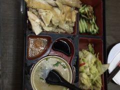 秋田珍卤(燕南路店)的海南鸡饭