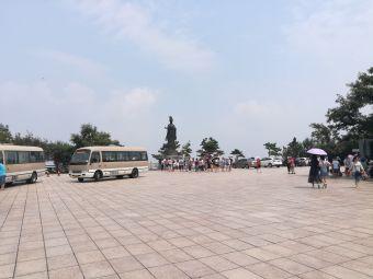 花果山风景区-停车场