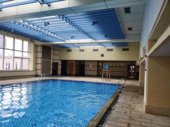 耀达国际酒店-游泳池