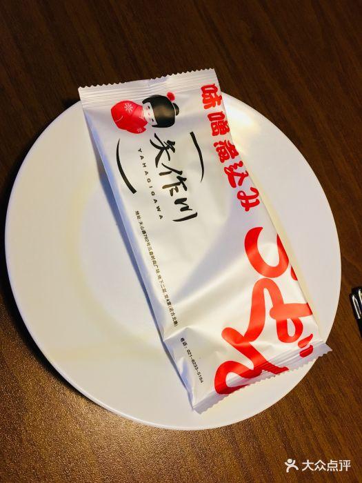 矢作川日本料理(巴黎春天天山店)餐具摆设图片 - 第17张