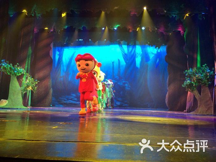 中国木偶剧院_好妮宝贝