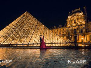 ovision巴黎婚纱写真旅拍