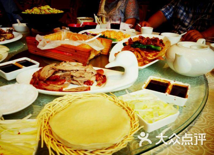 郑州图片美食(人民路店)-美食-郑州烤鸭-大众点s43总店广珠西线沿路图片