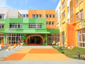上海貝貝佳歐萊幼兒園