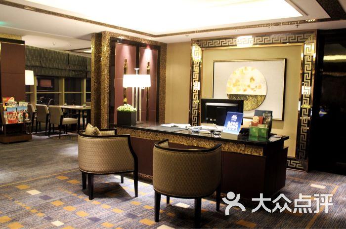 常州万豪酒店行政酒廊图片 - 第2张