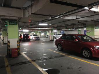 如皋上影国际影城-停车场