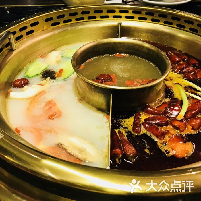 杜老板松茸菌汤川味火锅