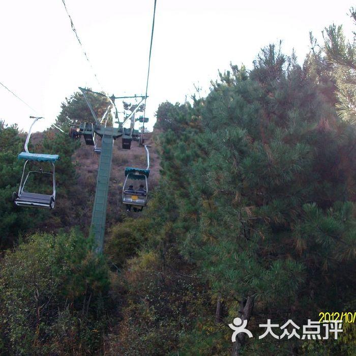 磬锤峰森林公园索道风景图片-北京自然风光-大众点评网