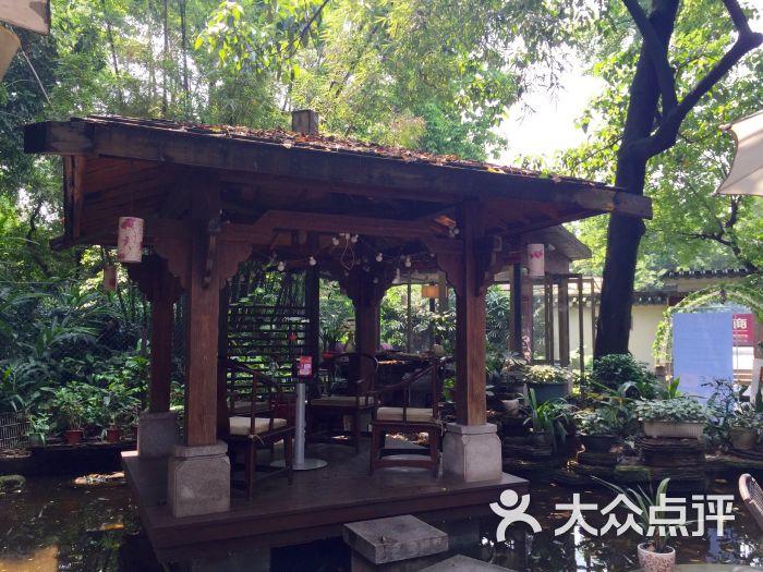 绿岛兰圃parkcafe西餐厅(解放北路店)-图片-广州美食
