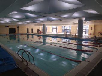 隆祺建国饭店-室内游泳馆