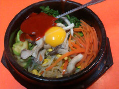 石锅拌饭-韩国快餐