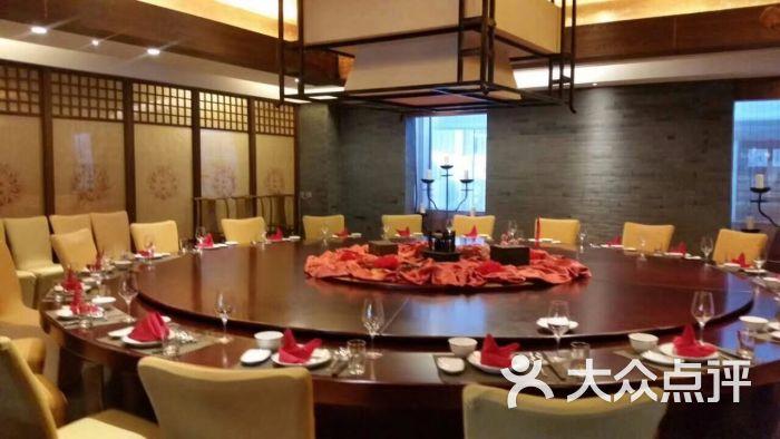 海尔洲际天下一品中餐厅-包房图片-青岛美食-大众点评