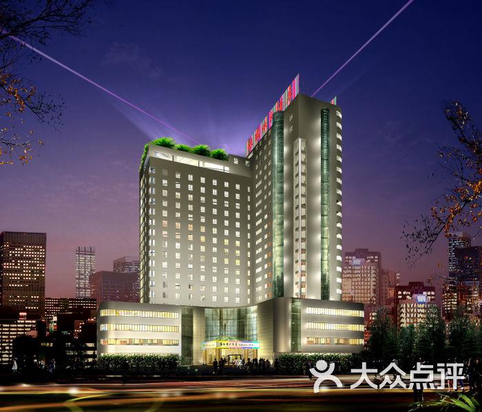 安徽银瑞林国际大酒店外景图图片