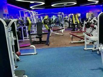 乐力士健身运动会馆