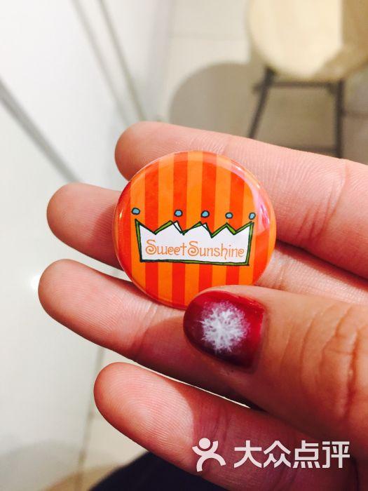 宜兰贝尔专业美睫美甲店(鲁谷店)-大拇指的雪花好爱