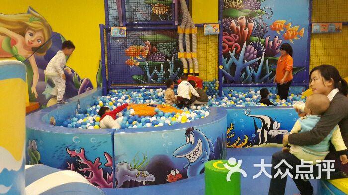 奇乐儿儿童城图片-北京亲子乐园-大众点评网