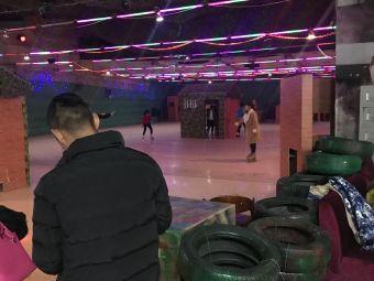 建湖disco溜冰场