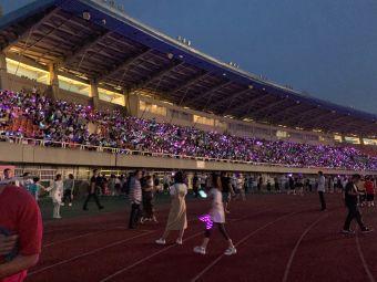 慈溪体育中心体育场