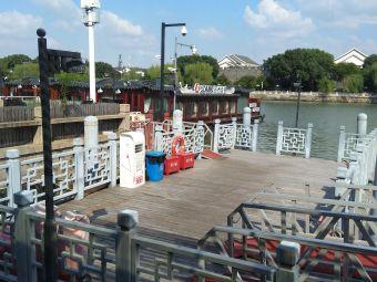 盘门码头(苏州水上巴士)