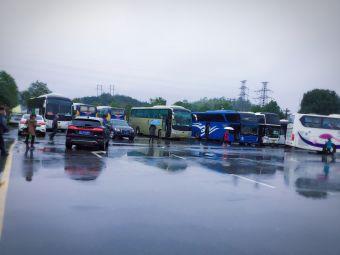 龙虎山旅游区旅游车停车场