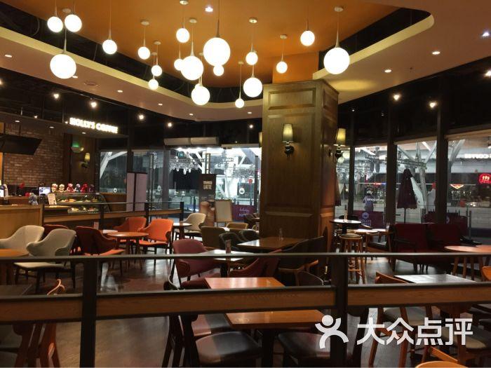 豪丽斯咖啡(万象城店)--环境-iphone_upload_pic图片