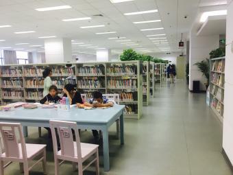 宝山图书馆