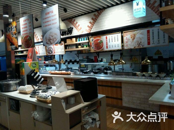 亚惠美食广场(欧尚金鸡湖店)图片-第1张纯粹美食城龙岩图片