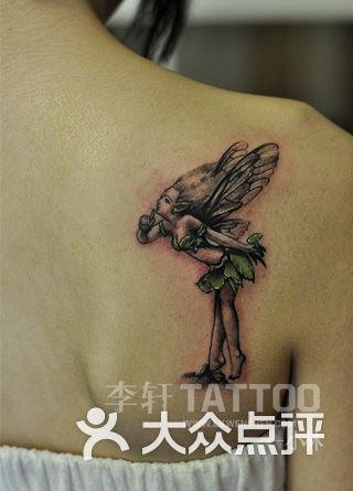 李轩纹身金牛座纹身图片-北京纹身-大众点评网