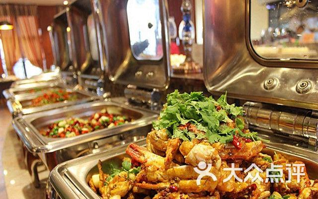 吉布鲁牛排海鲜自助餐厅