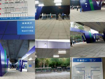 济南燕山立交桥公交场站充电站