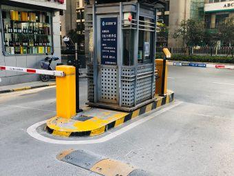 武汉城市广场停车场