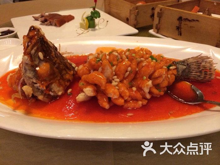 大三元酒家-松鼠桂鱼-菜-松鼠桂鱼图片-北京美食