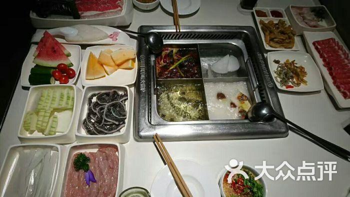 海底捞火锅(西旺店)四宫格锅底图片 - 第62张