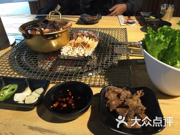 釜御山铁桶海鲜烧烤-图片-天津美食-大众点评网