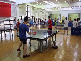 太白金星乒乓球馆(南五路店)