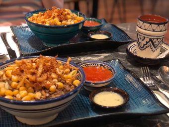 AZIZA Egyptian & Mediterranean Cuisine