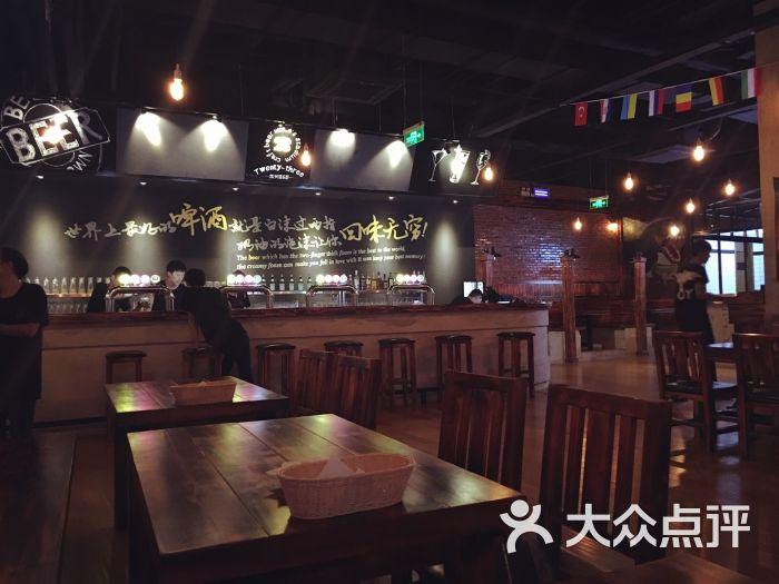 23号加州俱乐部(精酿啤酒)(工体店)-吧台图片-北京
